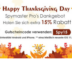 Thanks giving offer